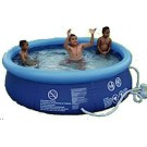 2.4m inflatable pool. Dimesions