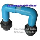 "Cell bridge 1.5"" for Emaux SSC Series chlorinators"