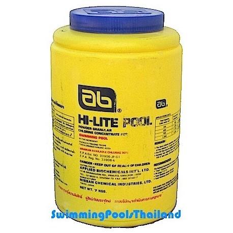 AB™  granular shock chlorine 7 kg