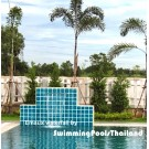 Emaux Waterfall feature by Swimming Pool Shop Thailand