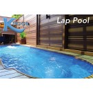 Fibreglass K-Pool 'Lap Pool'