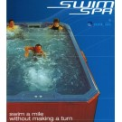 SwimSpa complete spa pool system