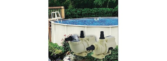 Pumps for above ground pools