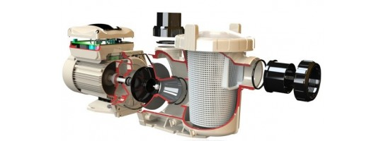 Variable speed pumps