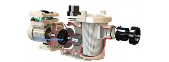 Emaux  E-Power variable speed pumps
