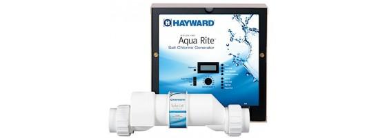 Hayward salt water chlorinators