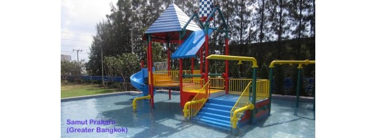 Aquascape water play structures