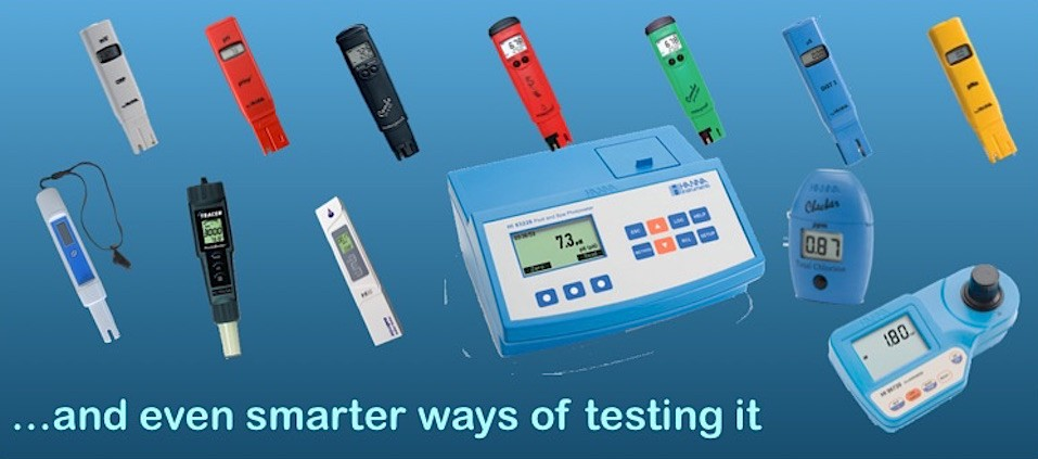 Water testers - smart ways of testing your pool water